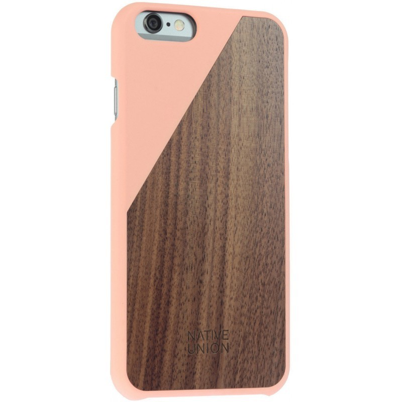 Native Union Clic Wooden iPhone 6 / 6S Blossom