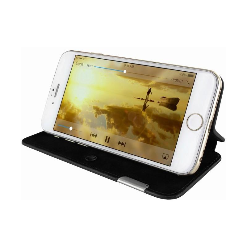 Piel Frama FramaSlim iPhone 6(S) Snake zwart