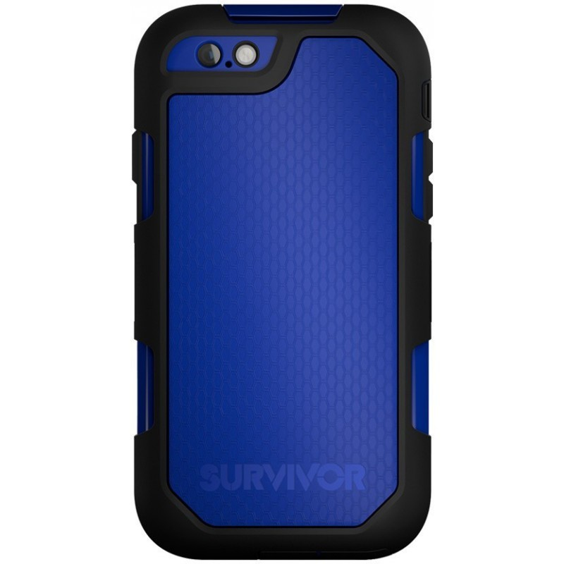 Griffin Survivor Summit iPhone 6 / 6S Black / Blue