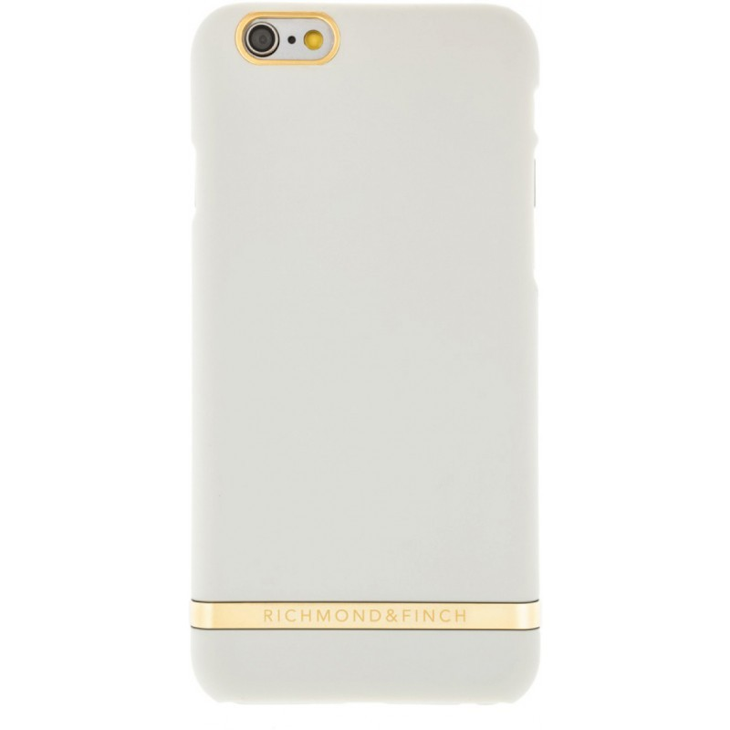 Richmond & Finch Smooth Satin Soft iPhone 6(S) Grey