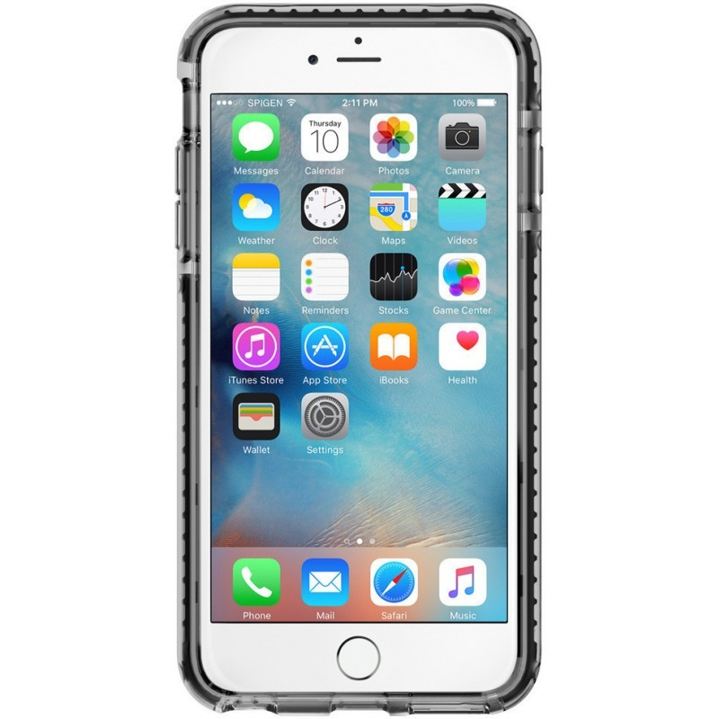 Spigen Ultra Hybrid TECH iPhone 6(S) Plus zwart