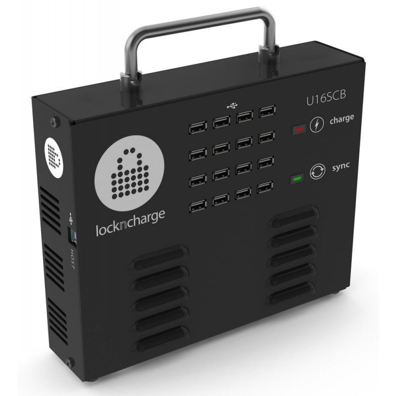 LocknCharge iQ 16 SCB Sync Charge Box