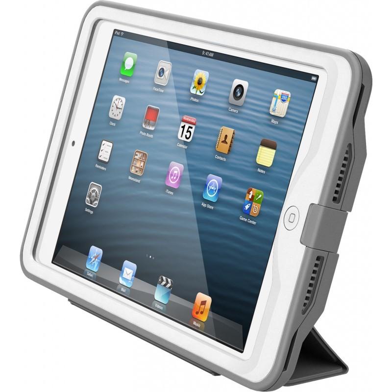 LifeProof Nuud Portfolio Cover + Stand iPad mini 1/2/3 grijs