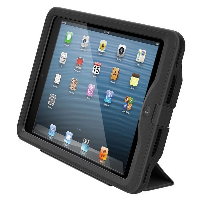 Lifeproof Nuud Portfolio Cover + Stand  iPad Air zwart