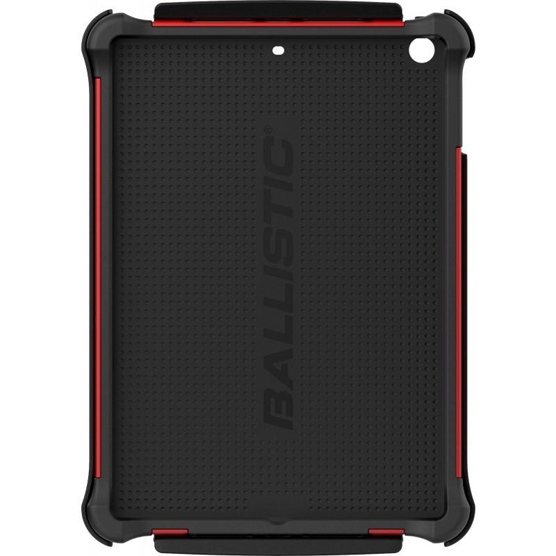 Ballistic Tough Jacket iPad Air 1 Black / Red