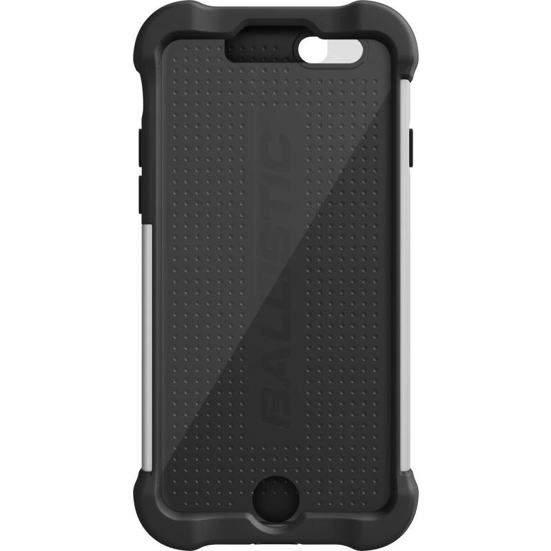 Ballistic Tough Jacket Maxx iPhone 6 / 6S Black / White
