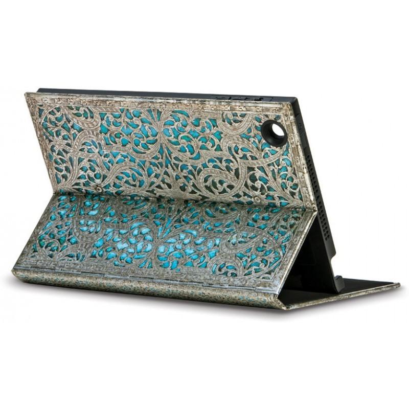 eXchange Tablet Jacket iPad mini 1 / 2 / 3 Maya Blue