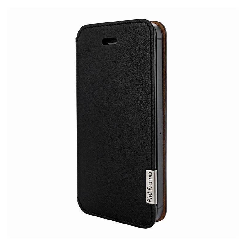 Piel Frama FramaSlim iPhone 5(S)/SE zwart
