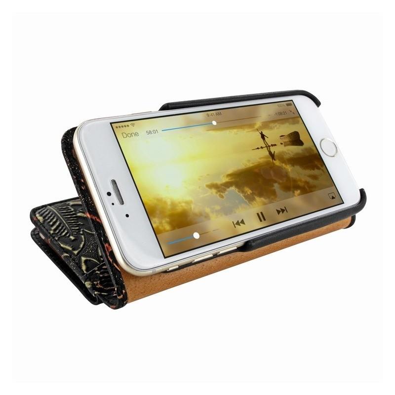 Piel Frama Wallet iPhone 6(S) Plus Nspire