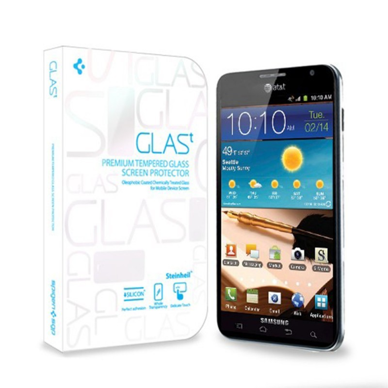 Spigen GLAS.t Samsung Galaxy Note 1 Screen Protector