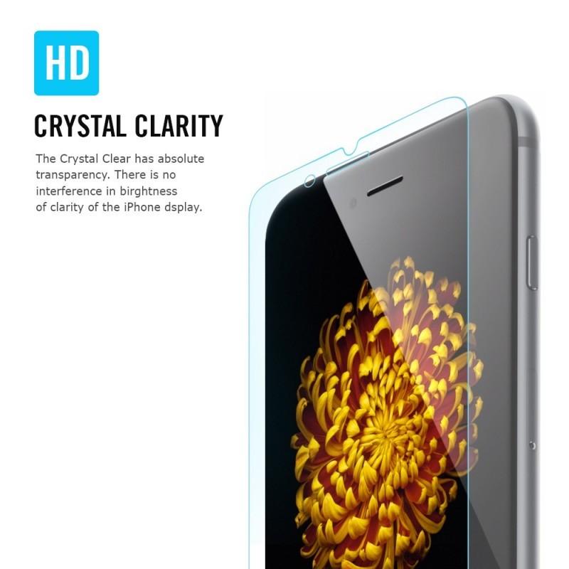 Spigen Screen Protector Crystal 3-Pack iPhone 6(S) Plus