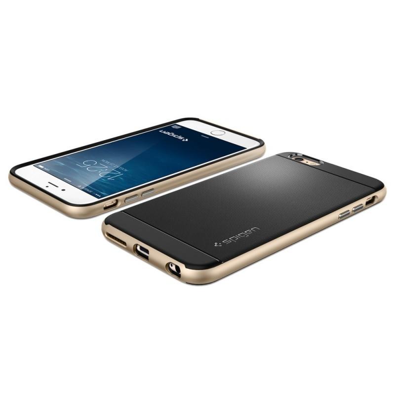 Spigen Neo Hybrid iPhone 6(S) Plus Champagne Gold
