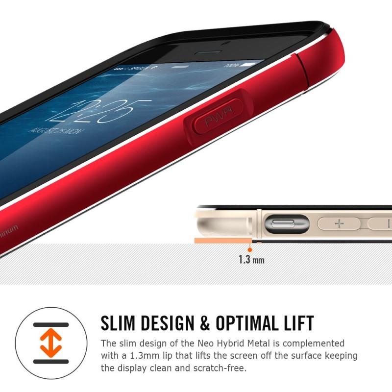 Spigen Neo Hybrid Metal iPhone 6(S) Plus Metallic Blue