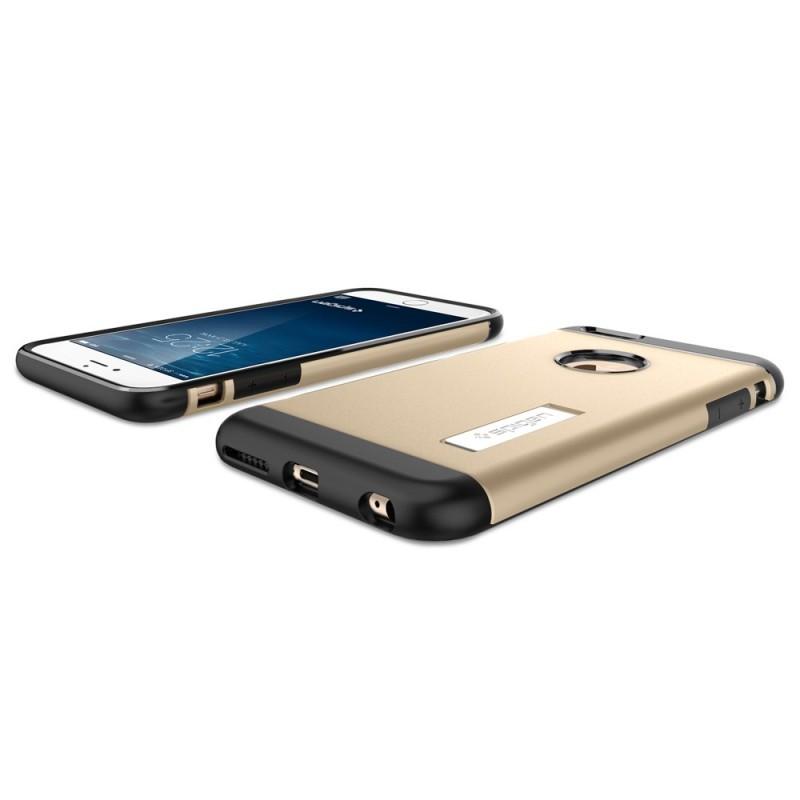Spigen Slim Armor iPhone 6(S) Plus goud