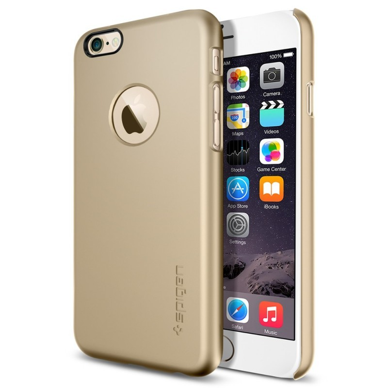 Spigen Thin Fit A iPhone 6(S) Champagne Gold