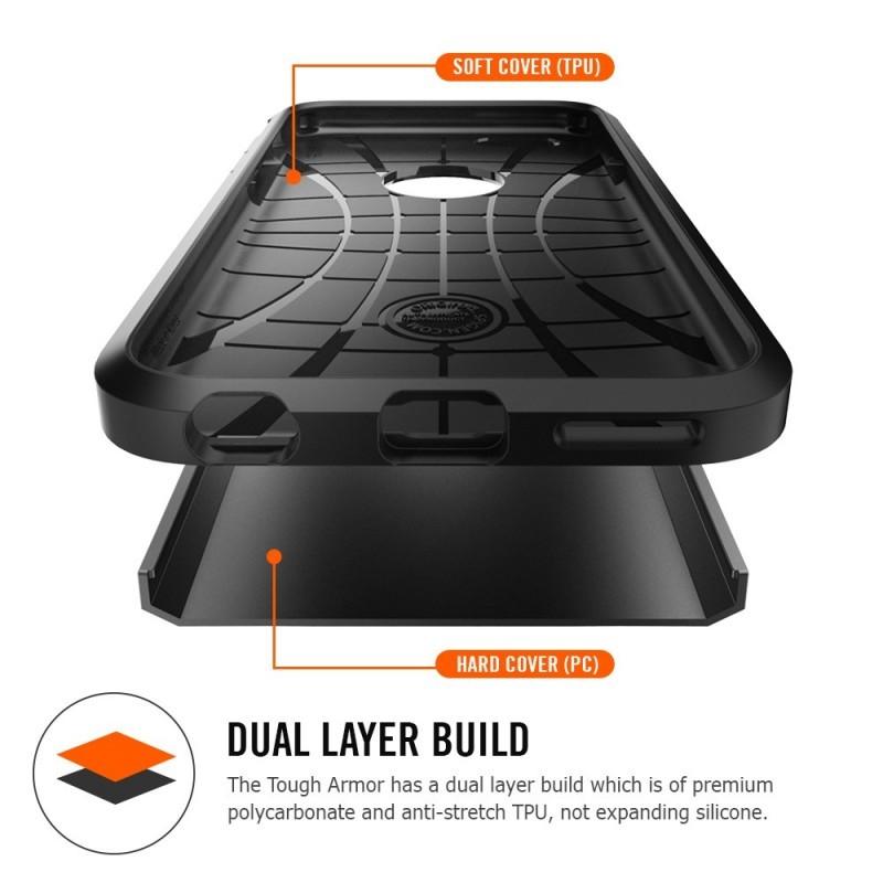 Spigen Tough Armor iPhone 6(S) Smooth Black