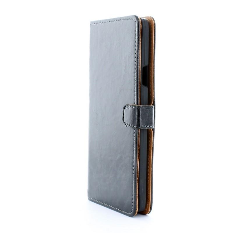 Milano CC Galaxy Note 4 Book Case Black
