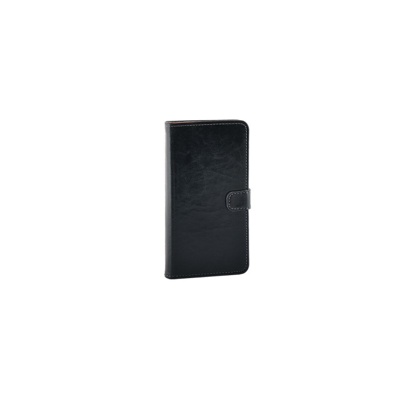 Milano CC iPhone 6 Plus / 6S Plus Book Case Black