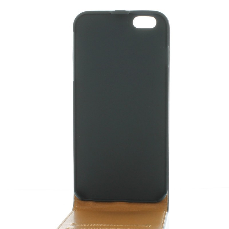 Toscana CC iPhone 6 Plus / 6S Plus Flip Case Black