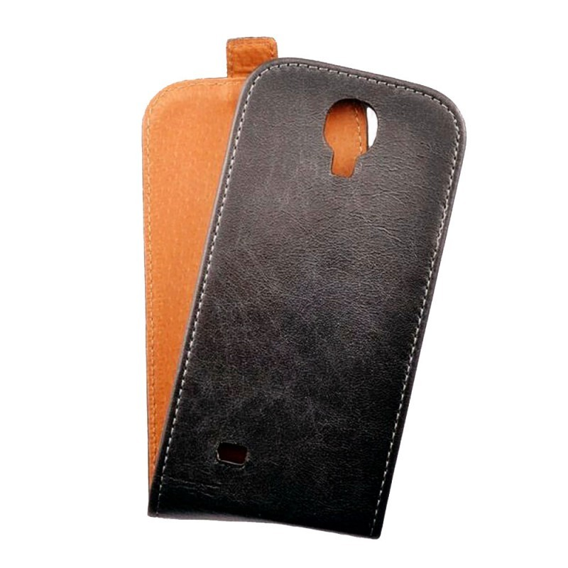 Toscana Galaxy S4 Flip Case Black