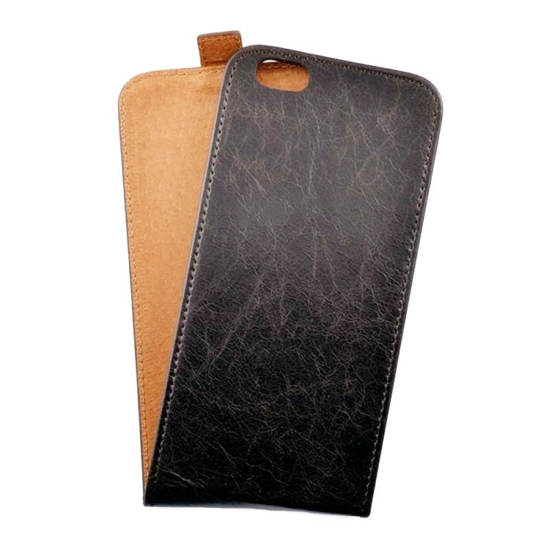 Toscana iPhone 6 / 6S Flip Case Brown