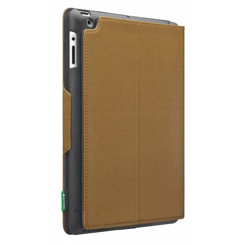 SwitchEasy Canvas iPad 2 / 3 / 4 Brown