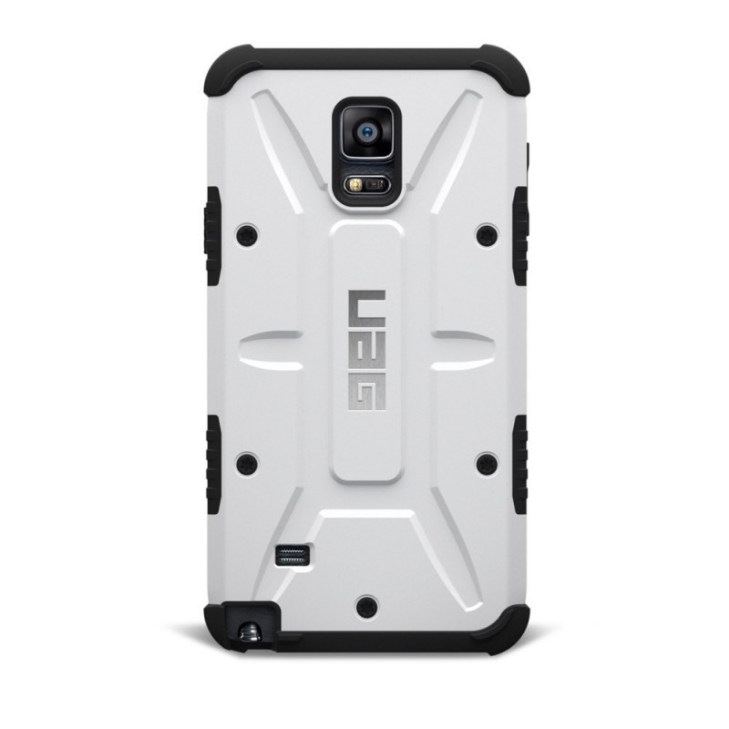 Urban Armor Gear Navigator Galaxy Note 4 White