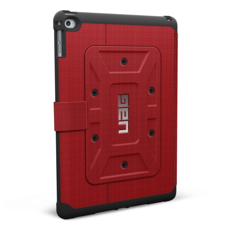 Urban Armor Gear Rogue Folio iPad Air 2 Red