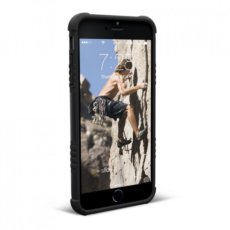 Urban Armor Gear Scout iPhone 6 Plus / 6S Plus Black