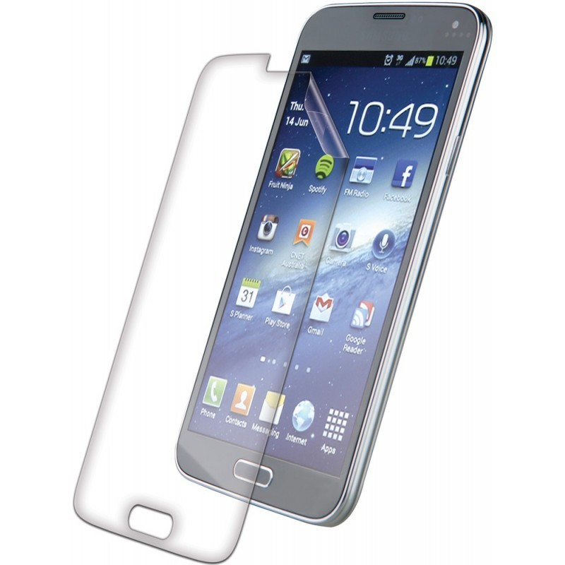 ZAGG invisibleSHIELD Galaxy S5 Screenprotector