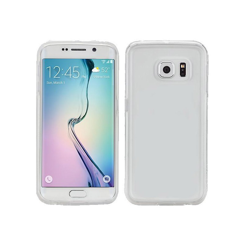 ZAGG invisibleSHIELD Galaxy S6 Edge Full Body
