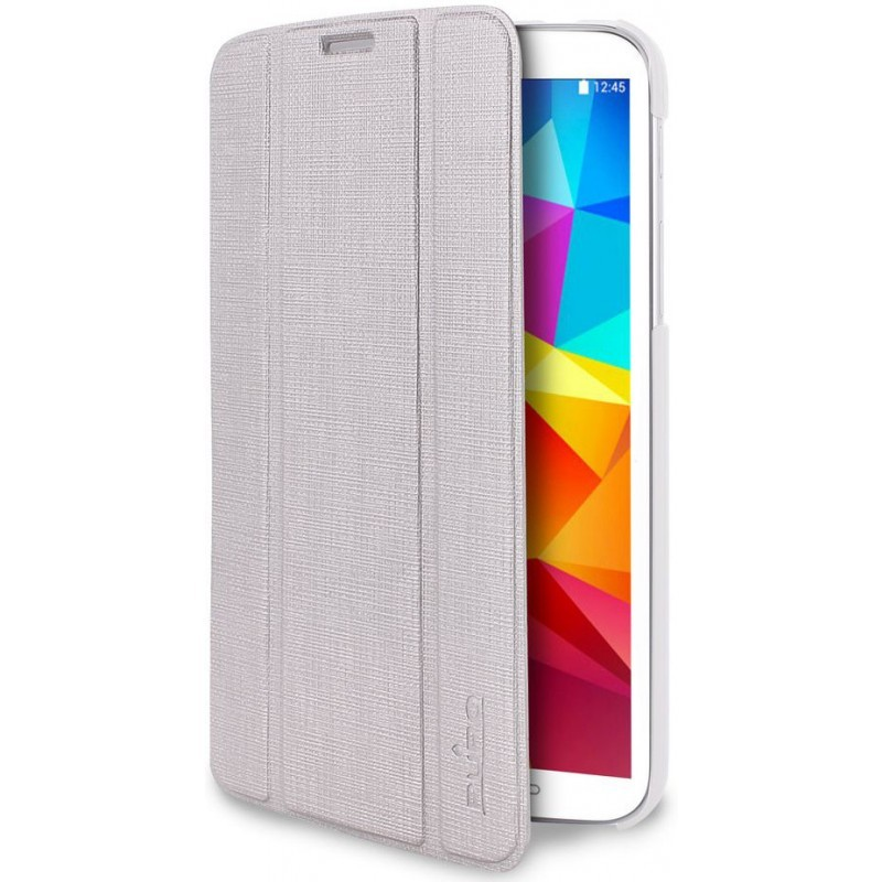 Puro Slim Case Ice Galaxy Tab 4 8.0 Pearl White
