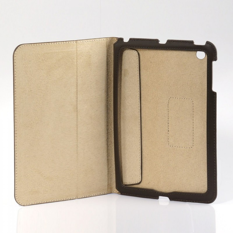 Griffin Slim Booklet Case Apple iPad Mini 1/2/3 bruin