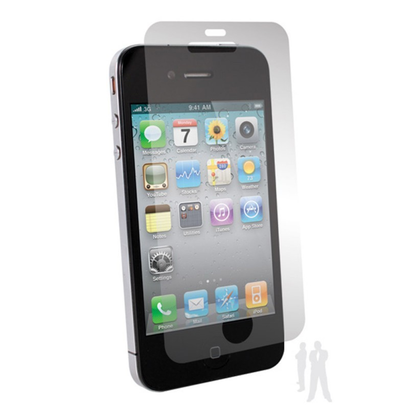 UltraTough iPhone 4 / 4S Screenprotector Clear