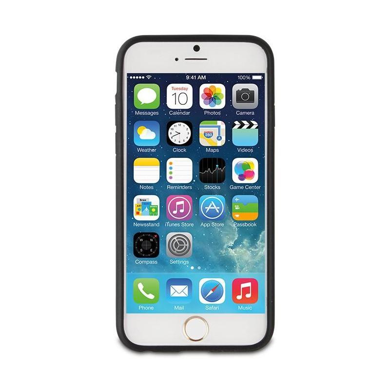 Muvit iBelt Bumper Case iPhone 6 / 6S Black