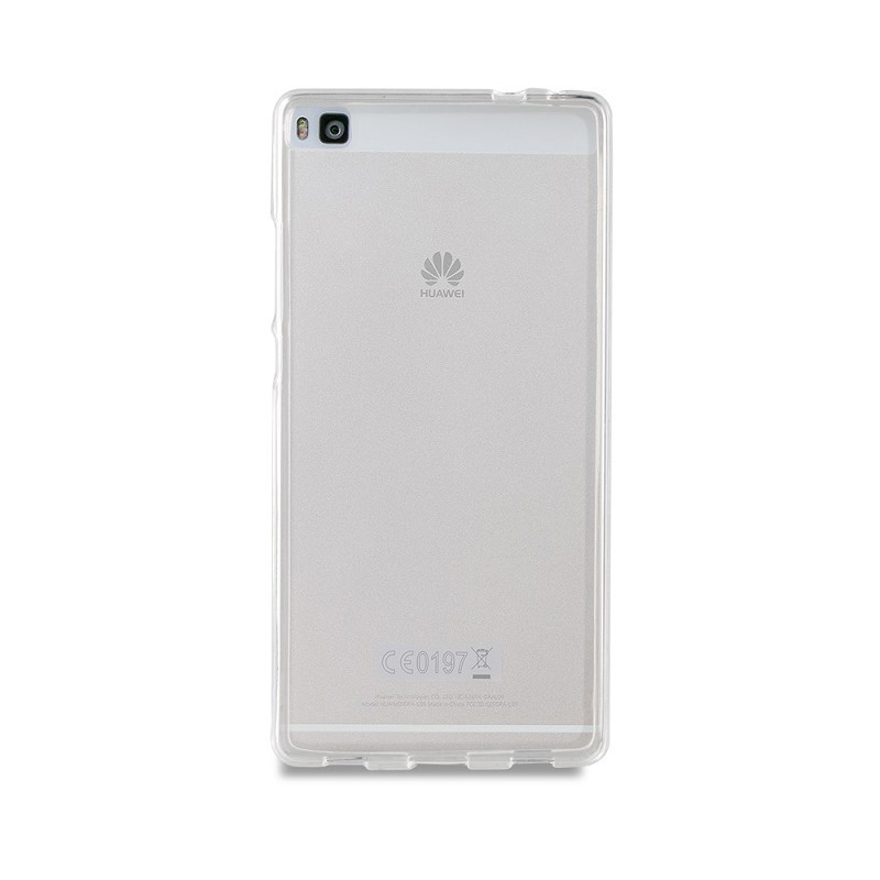 Minigel Case Ascend P8 Clear