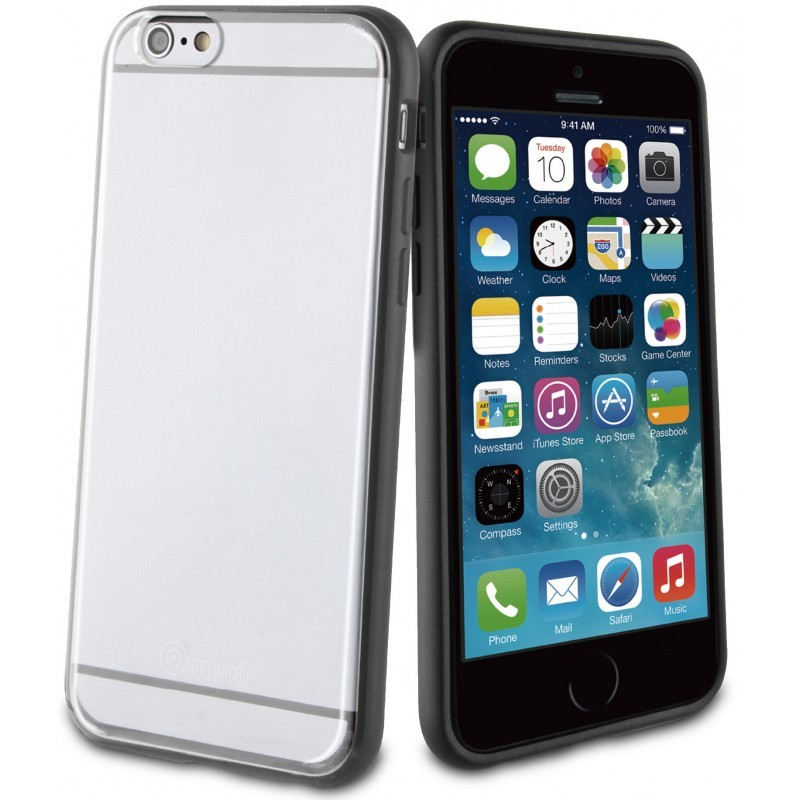 MyFrame Case iPhone 6 / 6S Black / Clear