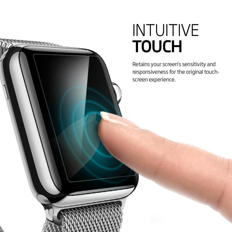 Spigen Screen Protector Apple Watch 38mm Crystal Clear
