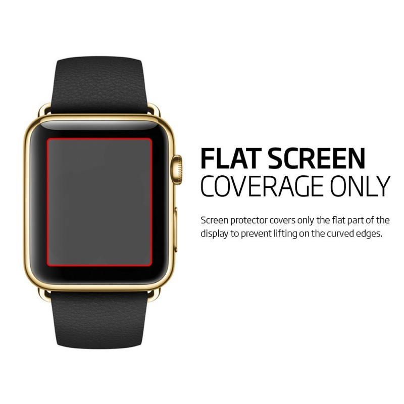 Spigen Screen Protector Apple Watch 42mm Crystal Clear