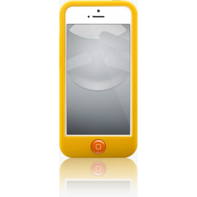 Colors iPhone 5 / 5S Saffron Orange