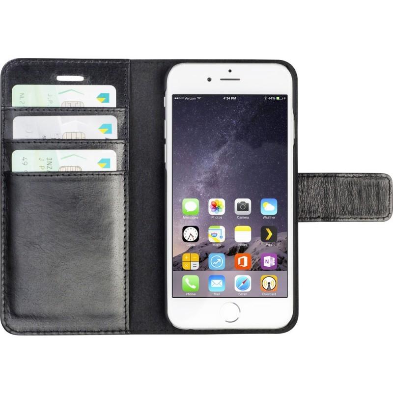 dbramante1928 Lynge iPhone 6 / 6S Detachable Wallet Black