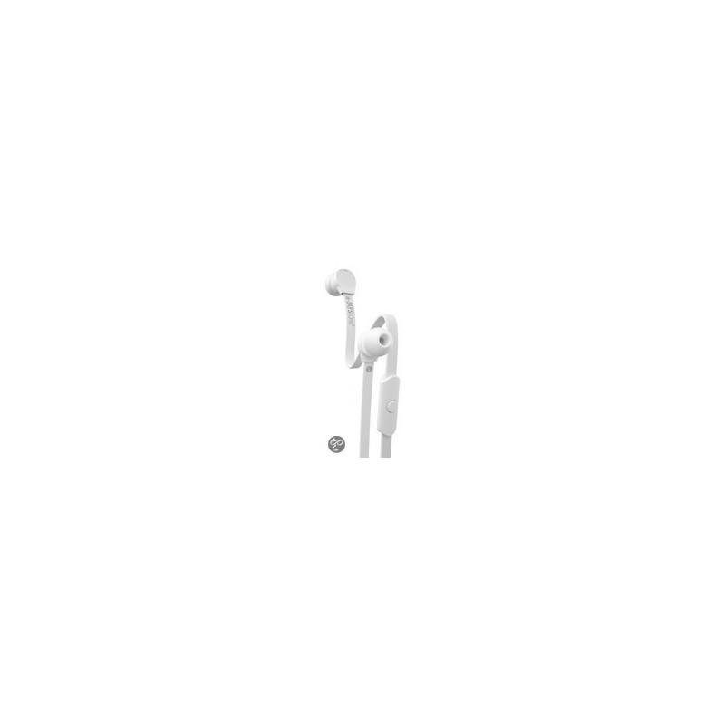 A-jays Five in-ear headphones voor windows wit