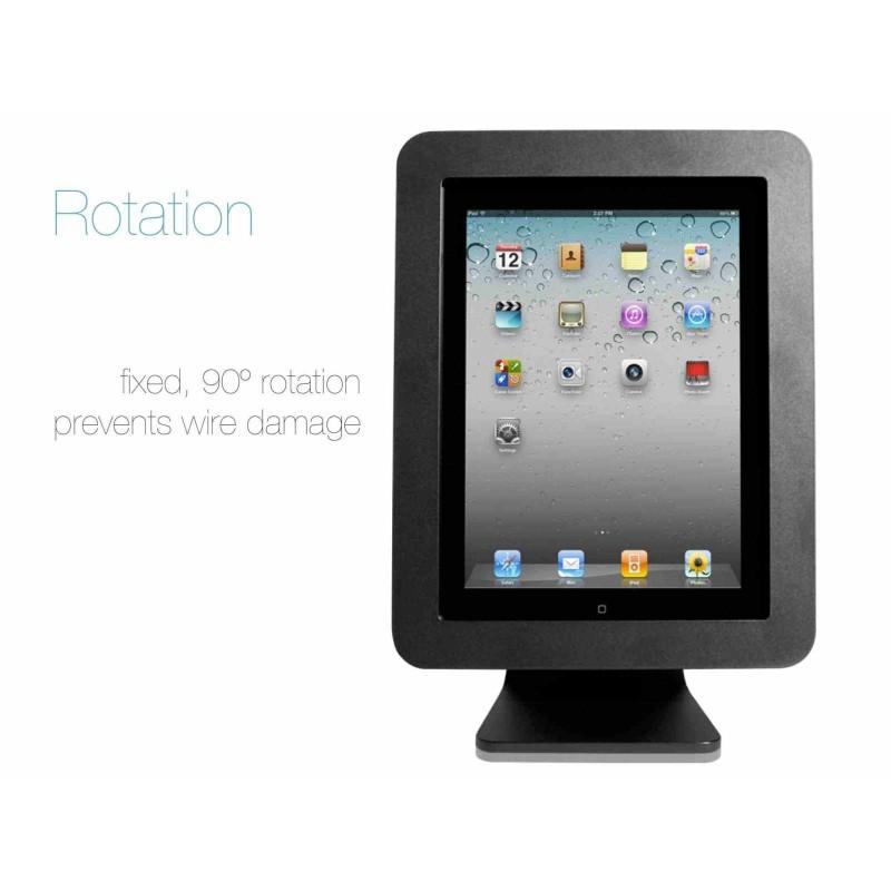 MacLocks iPad Enclosure Kiosk / iPad standaard aluminium