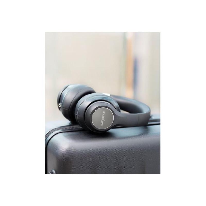 Anker Soundcore Vortex Bluetooth koptelefoon zwart