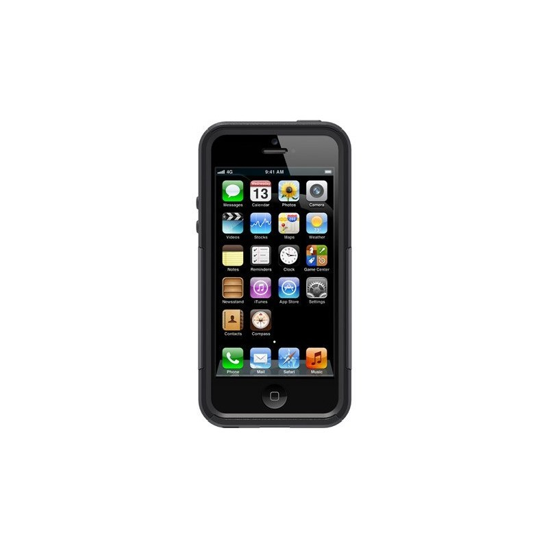 Otterbox Commuter case iPhone 5(S)/SE zwart