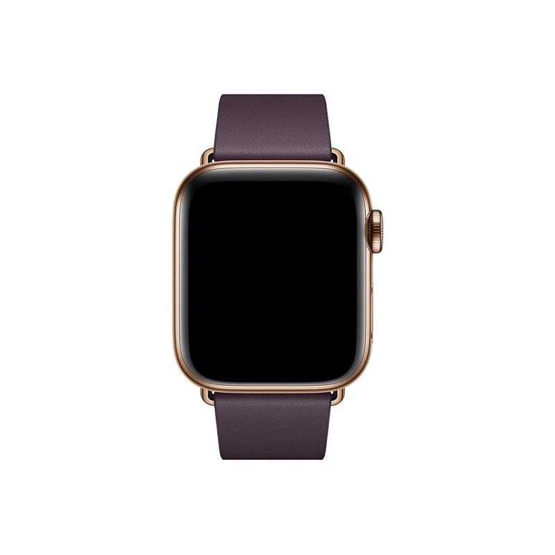 Apple Modern Buckle Apple Watch medium 38mm / 40mm Aubergine