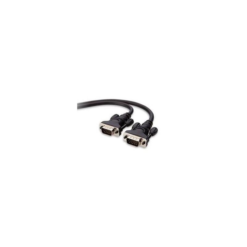 Belkin VGA monitorkabel (1,80 m) zwart
