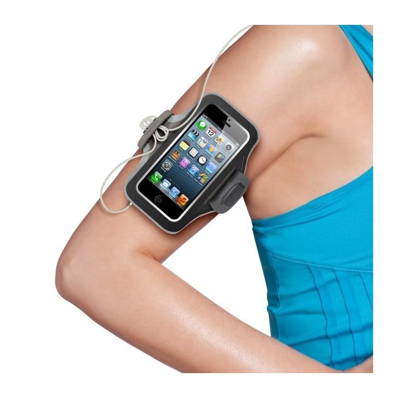 Belkin EaseFit Sportarmband iPhone 5(S)/5C zwart