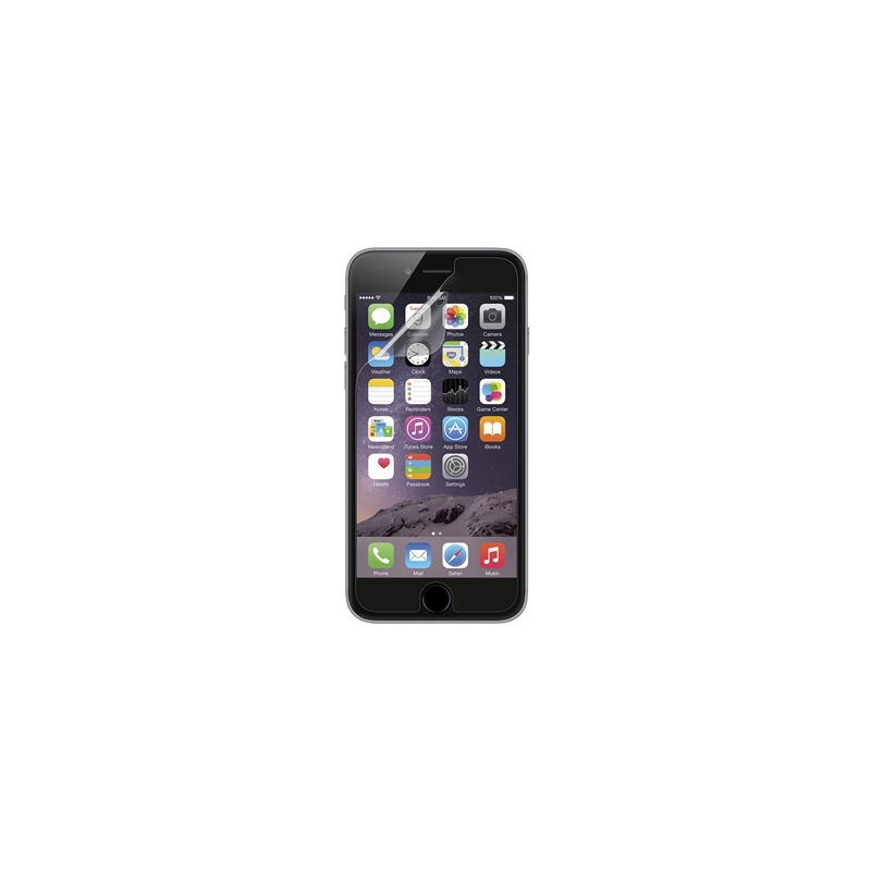 Belkin Overlay screenprotector helder iPhone 6 (3-pack)