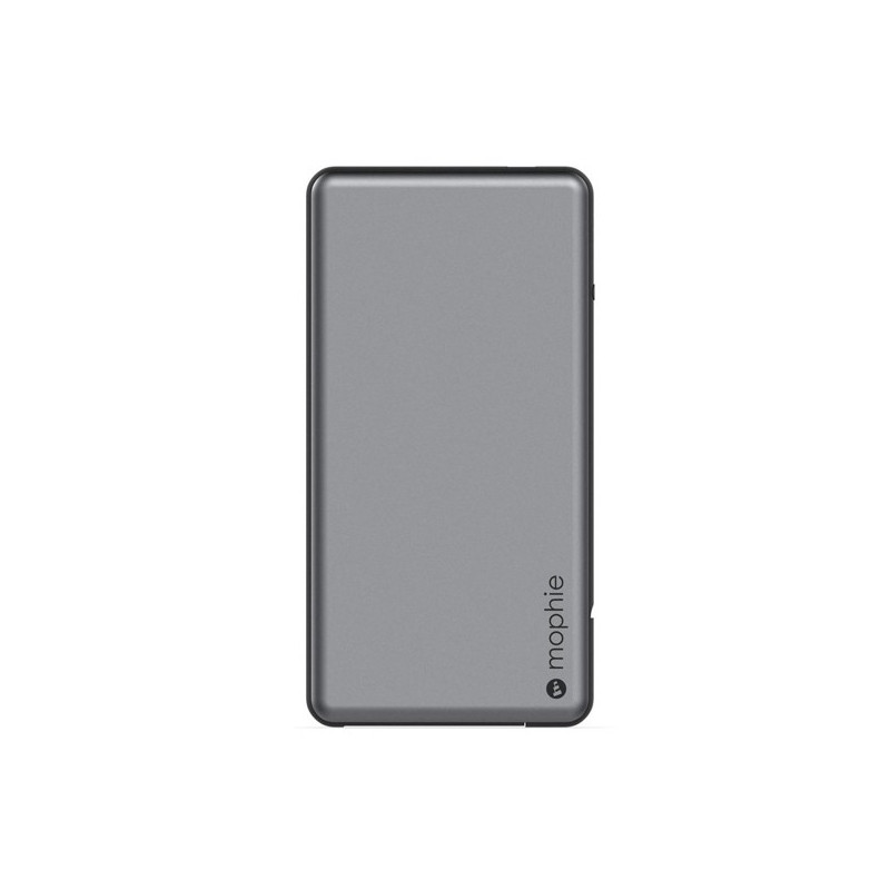 Mophie Powerstation plus mini 4K grijs